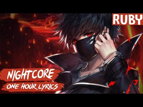Nightcore -  Believer (Cover) | 1 Hour & Lyrics