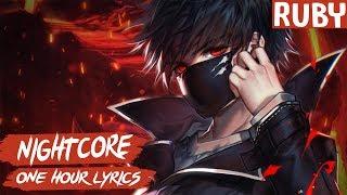Nightcore -  Believer (Cover) | 1 Hour & Lyrics