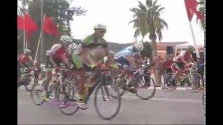 سباق الدراجات في دورة أم الربيع الرابعة بخنيفرة
