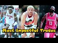 10 Most Impactful NBA Trades Since 2000