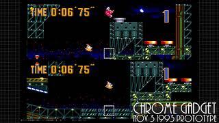 Chrome Gadget - Sonic 3 (Nov 3 1993 Prototype)