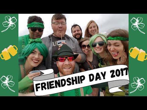 Algiers Friendship Day 2017