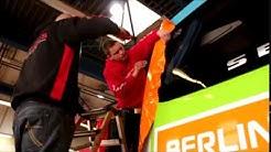 Behind the Scenes: Wie wird eigentlich ein Bus beklebt?