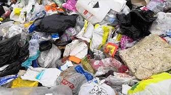 Muovinkierrätys