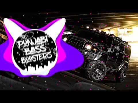 Kaali Hummer • Bass Boosted • Maninder Buttar • Deep Jandu • Latest Punjabi Song 2018 BY P.B.B