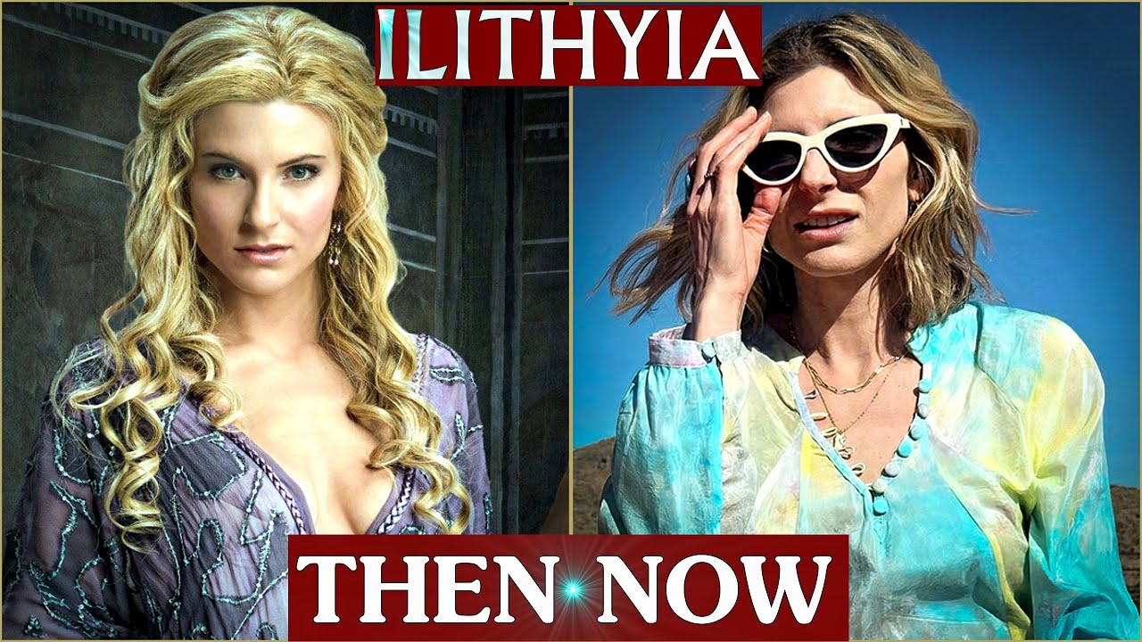 Download Spartacus Cast Then and Now 2021