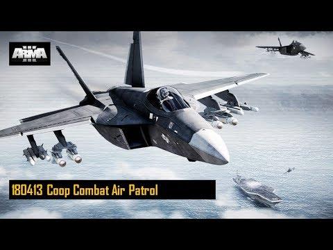 180413 Coop Combat Air Patrol