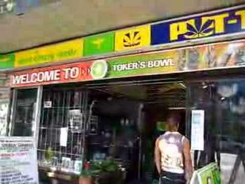 Marijuana Party Bookstore / Amsterdam Cafe - Vancouver BC