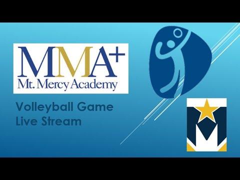 Mount Mercy Academy vs. Nichols Varsity Volleyball 3/24/21 5:00PM