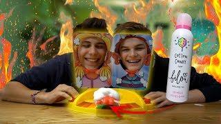 BILOU Pie Face CHALLENGE! | Oskar