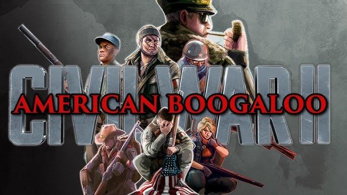 Civil War 2: American Boogaloo - YouTube