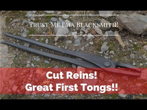 Cut Rein Tongs! Possible the greatest tong for a beginner!