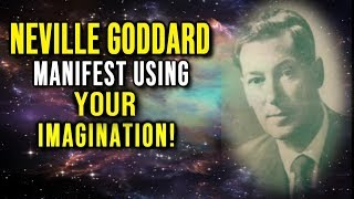 Neville Goddard How To Feel Your Way Into The Wish Fulfilled! (Manifest with Your Imagination!)
