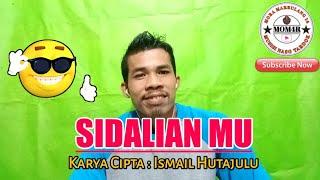 Sidalian Mu - Lagu Batak Lawas Cover [Mora Marbulang 14] Cipt.Ismail Hutajulu