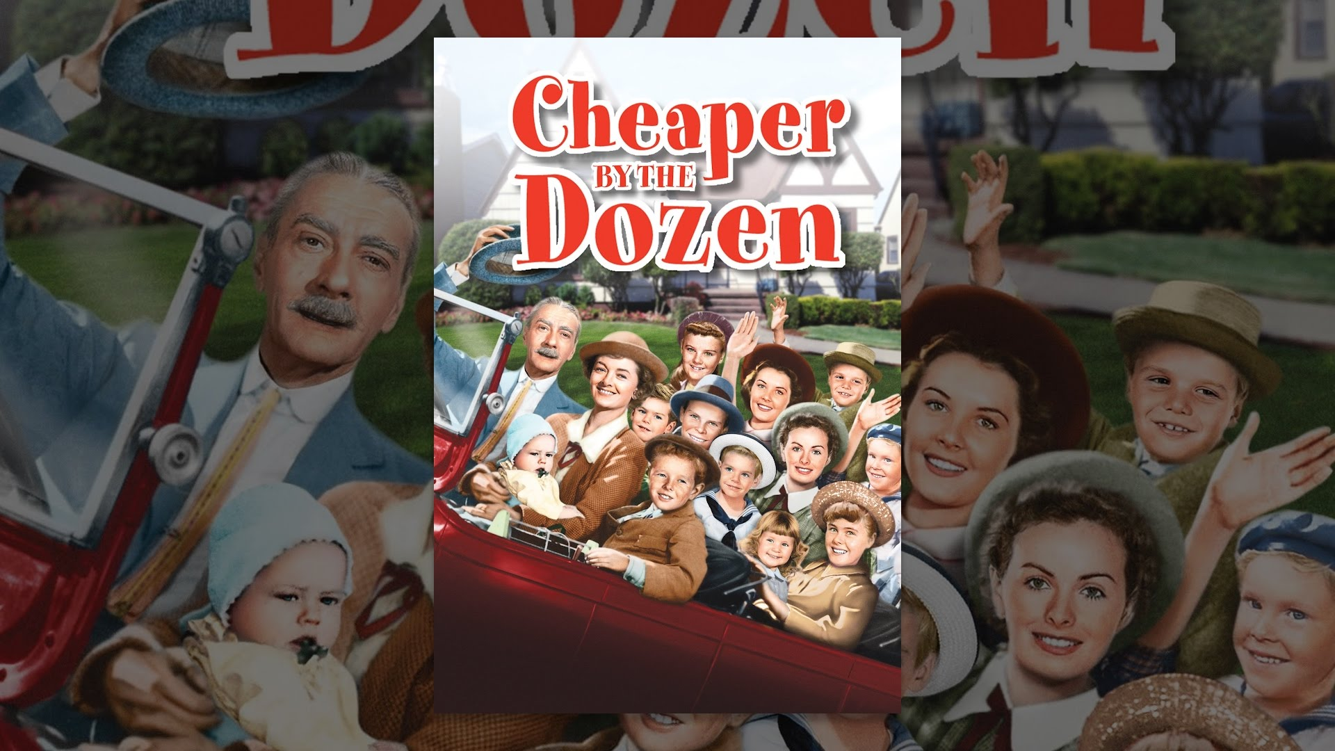 movie analysis cheaper by the dozen Watch comedy movie cheaper by the dozen on movietube cheaper by the dozen, based on the real-life story of the gilbreth family, follows them from providen.