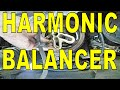 HARMONIC BALANCER vibration dampener CRANKSHAFT PULLEY gm 3.1 3.4 3.8 Buick Chevy Olds Pontiac cars