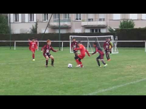 Football | U9 Fleury FC (91) | BETO | Vainqueur Tournoi de TIgery (91) | 25.09.2016.