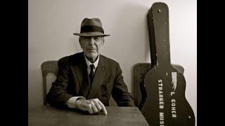 Leonard Cohen My Oh My
