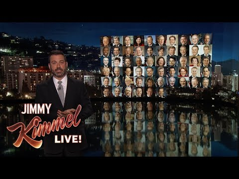 Jimmy Kimmel on Mass Shooting in Las Vegas