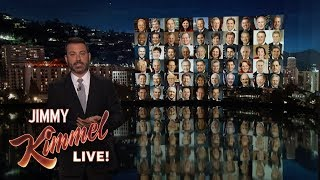 Jimmy Kimmel on Mass Shooting in Las Vegas thumbnail