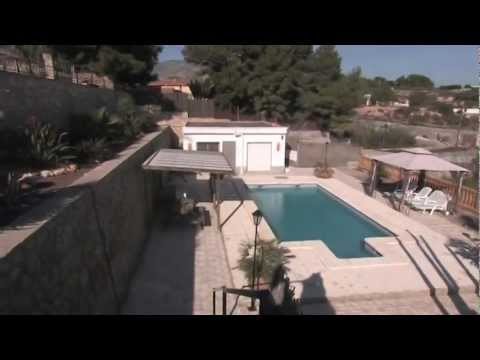 Villas For Sale In Alicante Spain With Private Pool Video