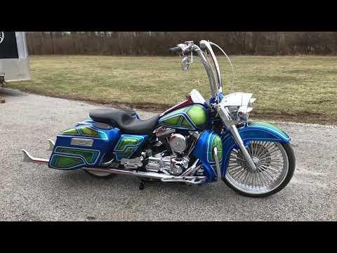 Cholo Harley Davidson Road King
