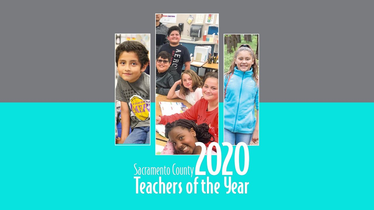 SCOE: 2020 Sacramento County Teacher of the Year Event