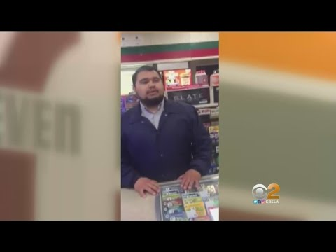 Customer Speaks Out About Confronting Alleged Peeping Tom At Garden Grove 7-Eleven