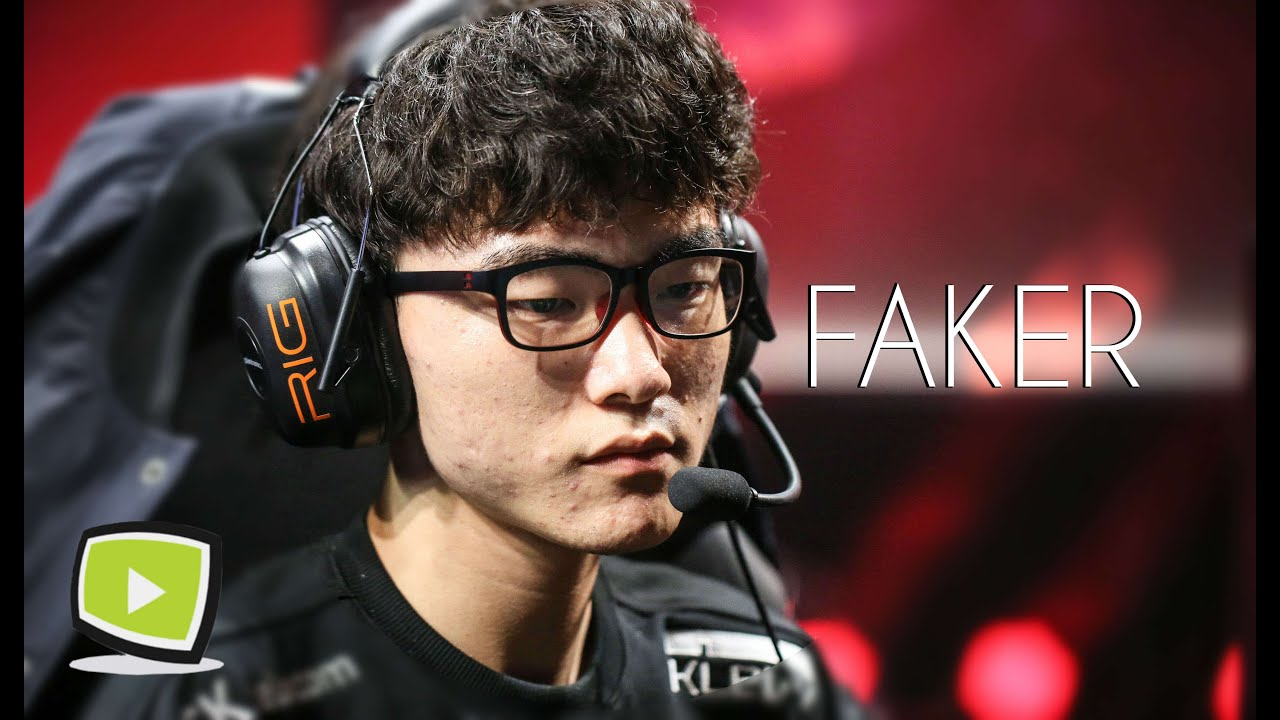 Faker League Of Legends