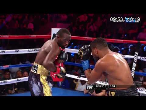 Terence Crawford Vs Julius Indongo - Fight Prep - Crawford Vs Diaz Part 2