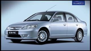 Honda Civic | Generations | Evolution