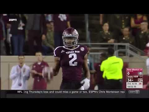 Texas A&M vs New Mexico 2017 -- Highlights