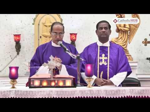 Friday Holy Mass @ Divine Mercy Church ,Annanagar,Chennai,TN,India 24-03-17