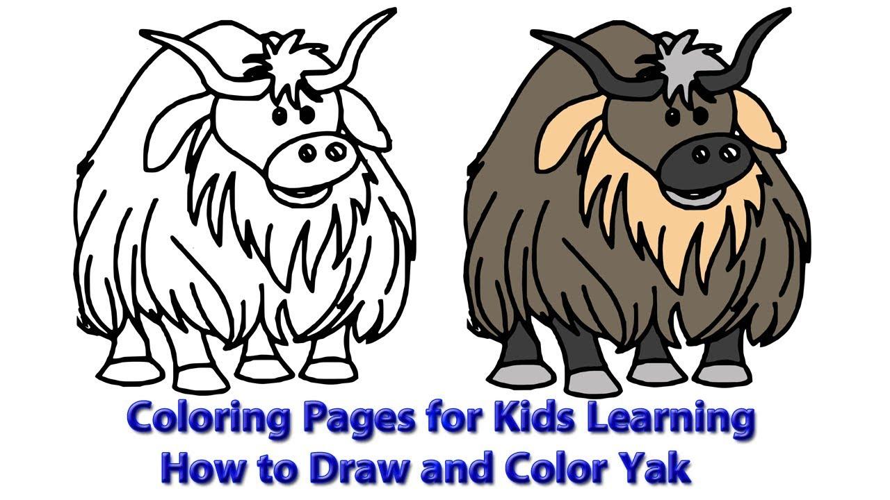 Step Yaks Cartoons Easy Www Topsimages Com
