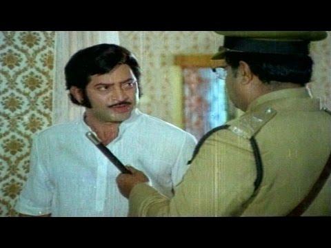 Eenadu Movie || Krishna Emotional Scene With Kantha Rao || Krishna,Radhika,Rao Gopal Rao