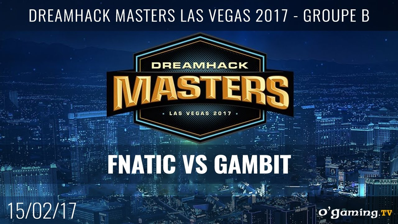 Fnatic Vs Gambit