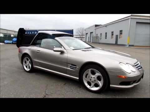 2004 Mercedes Benz Sl600 For