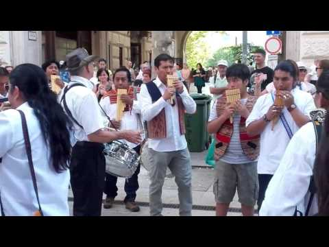 Inti Raymi 2017 Budapest/Hungary/ Peruvian music/