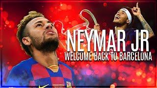 Neymar jr ● welcome back to fc barcelona 2019/2020 crazy skills & dribbling show msn reunited. returns confirmed! is one...