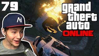 ES REGNET BRENNENDE POLIZEI HELIS AM MOUNT CHILIAD | GTA ONLINE #79 | Let