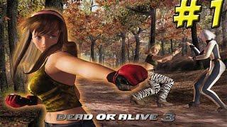 Dead or Alive Retrospective! DOA 3 Part 1 - YoVideogames