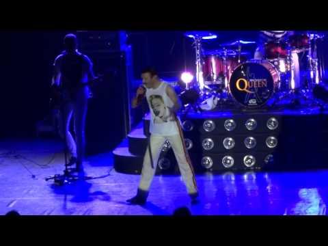 One Night Of Queen - Bohemian Rhapsody - Lyon Bourse du Travail 16.10.2015