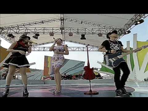 The Virgin feat Vicky Shu - Cinta Terlarang / MNCTV Festival (11/10)