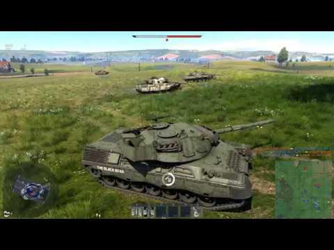 Download War Thunder Old Leopard A1A1