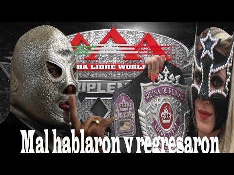 Top 5: luchadores que mal hablaron de AAA y regresaron a la empresa