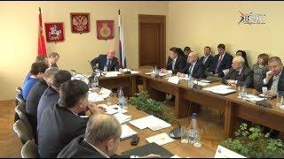 Заседание Совета депутатов района. Какие вопросы были на повестке дня?