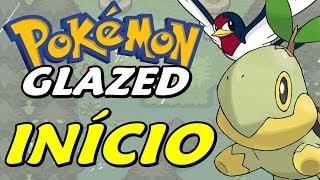 Pokémon Glazed (Detonado - Parte 1) - O Início com Turtwig e Taillow
