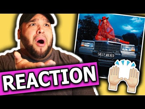 Iggy Azalea - Sally Walker   REACTION