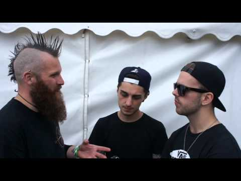 The One Hundred Reading Festival Interview 2015
