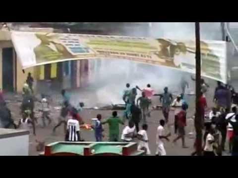 Chaos as Congo delays vote on election laws